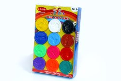 Multicolor Round 12 Shade Kid Doh Mega Party Pack