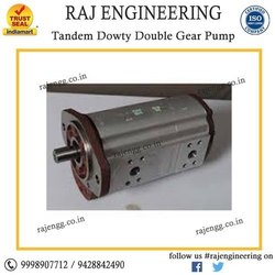 Tandem Pump (Double Pump) Dowty Gear Pump