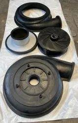 Warman Type Pump Rubber Spares