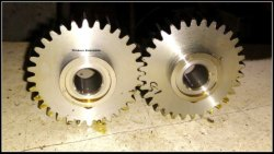 Mild Steel Teeth Grinding, For Automobile Industry