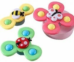 Plastic Spinning Toy
