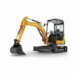 JCB 30Plus Mini Tracked Excavator