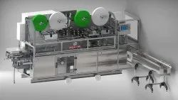 Toilet Soap Overwrapping Machine