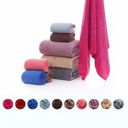 Cotton Plain Tea Towel, Size: 40 X 60 Cm