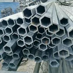 Mild Steel Hexagon Tube