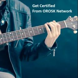 Online Guitar Classes All Over India And Get Certification