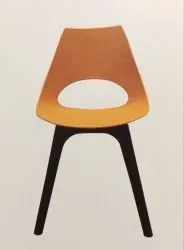 Moulded Cafeteria Chair - Star
