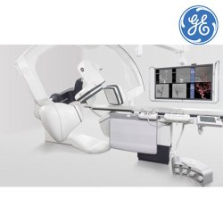 GE Healthcare Innova IGS 630 For Interventional Neuroradiology Cath Lab
