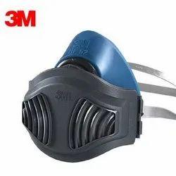 3M Half Face Reusable Respirator, Model Name/Number: HF-52
