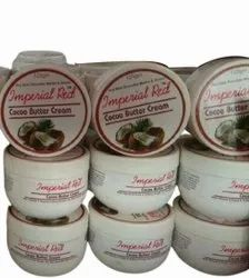 Imperial Red Cocoa Butter Body Cream, For Personal, Packaging Size: 125gm