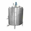 Distilled Water Storage Tanks