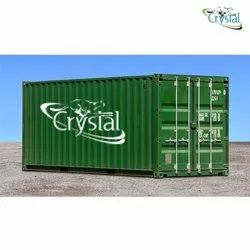 Crystal 20 Feet Dry Shipping Container