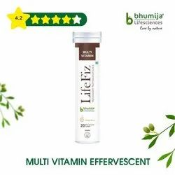 Multi Vitamin Effercescent Tablet 20's