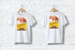 Election Campaign Promotional BJP T-Shirt