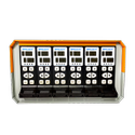 24 Zone Hot Runner Temperature Controller For Injection Molding Machine