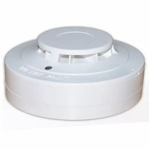 Heat Detector With Base