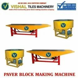 Designer Paving Block Making Machine