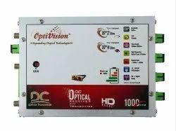 Battery DC Transmitter 10x4dBm (40mw) 3-in-1