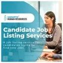 Candidate Job Listing Services