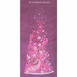 Violet Embroidered Lehenga Kali