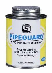 250 Ml PipeGuard Yellow CPVC Pipe Solvent Cement
