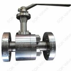 A182 F91 Alloy Steel Ball Valve