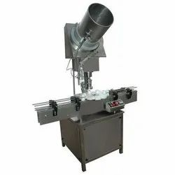 Ss Automatic Screw Capping Machine