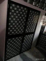 Polished Pvc Designer Door, For Home, Interior