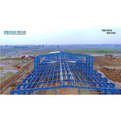 Pre Engineered Industrial Insulated Building