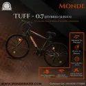 Monde 7-speed 28x700c (orange) / City Bike / Mtb Bike / European Aerobtnamic Design.