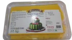 Vizyon Egg Less Cake Foundent Sugar Paste, For Bakery, Packaging Size: 1 Kg