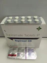 Topiroot-25/Topiramate Tablets Ip