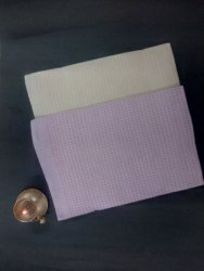 Waffle Multicolor Honeycomb Towel, Size: 30 X 60