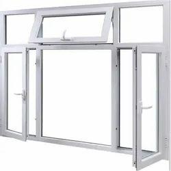 Aluminium Aluminum Casement Window, For Residential