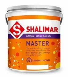 High Gloss Gray Shalimar Emulsion Paints, For Exterior