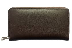 Ladies Leather Clutch Purse