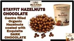 Oval Stayfit Hazelnut Chocolates