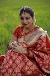 Present Kota Silk Saree With Rich Pallu Saree