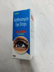 Azithromycin Eye Drops