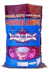 Milk White Super Fine Sago Seed, Packaging Type: PP Bag, Packaging Size: 30 Kg