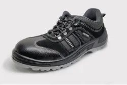 Tektron ISI safety shoes with steel toe, For Industrial, Size: 5-11