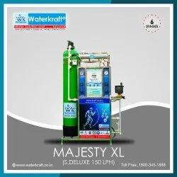 Waterkraft MAJESTY XL-S.DLX 150LPH RO