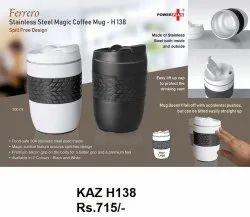 Stainless Steel Magic Coffee Mug