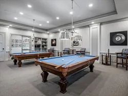 Clubhouse Interiors