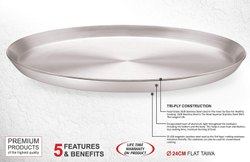 Stainless Steel Triply Circle For Cookware