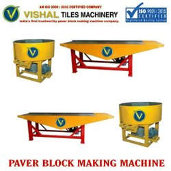 Footpath Block Making Machine