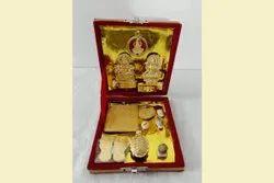 Kubera Dhanalakshmi Varsha Yantra Box