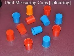 15 ml Coloring Measuring Cups