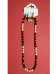Beads Artificial Beaded Necklace Set