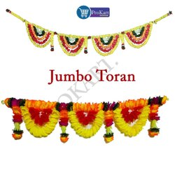 Prokart Toran Artificial Flower Garlands For Home Doorway Decoration Hanging Diwali All Occasion